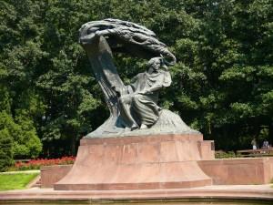 Pomnik Fryderyka Chopina_Barbara Tekieli 2